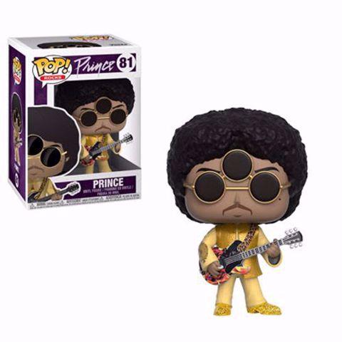 תמונה של Funko Pop - Prince (Rock Legends) 81 בובת פופ