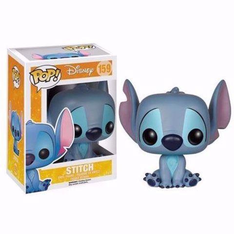 תמונה של Funko Pop - Stitch (Disney) 159  בובת פופ לילו וסטיץ'