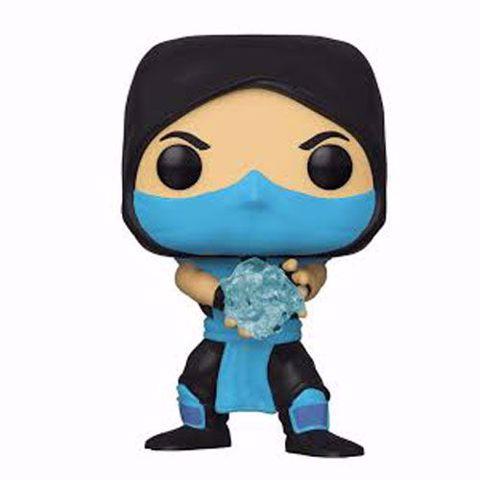 תמונה של Funko Pop - Sub Zero (Mortal Kombat) 536  בובת פופ מורטל קומבט