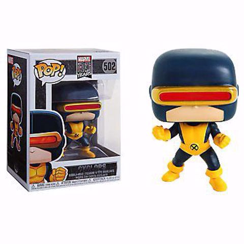 תמונה של Funko Pop - Cyclops (Marvel) 502  בובת פופ אקס-מן