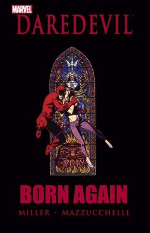 תמונה של Daredevil: Born Again Comics קומיקס דרדוויל