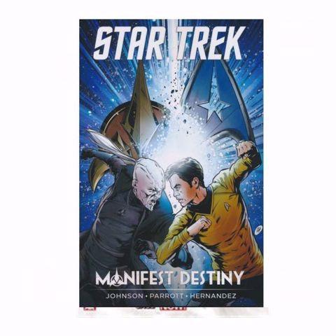 תמונה של Star Trek : Manifest Destiny Comics קומיקס מסע בין כוכבים