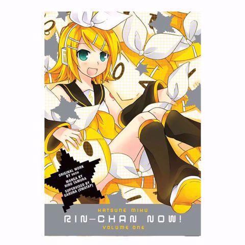 תמונה של Hatsune Miku - Rin-Chan Now!  Manga  מאנגה