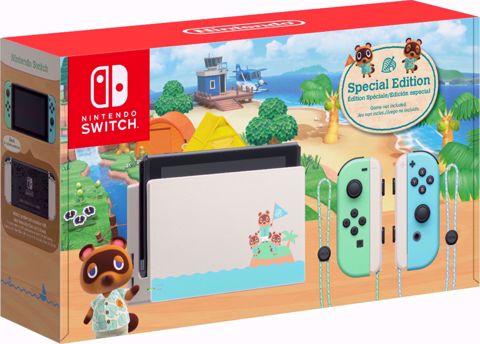נינטנדו סוויץ  Nintendo Switch 1.1 (V2) Animal Crossing LE