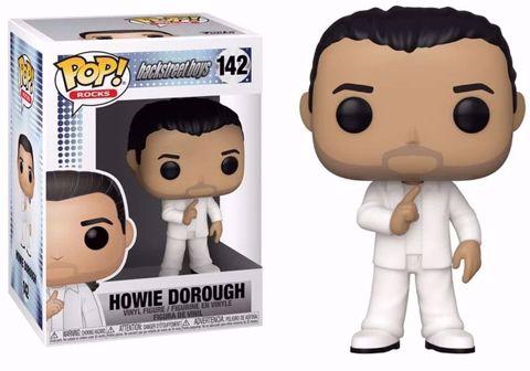 Funko Pop - Howie Dorough (Backstreet Boys) 142 בובת פופ בקסטריט בויז