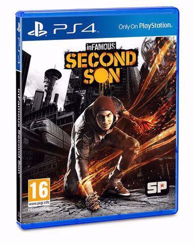 Infamous Second Sun PS4