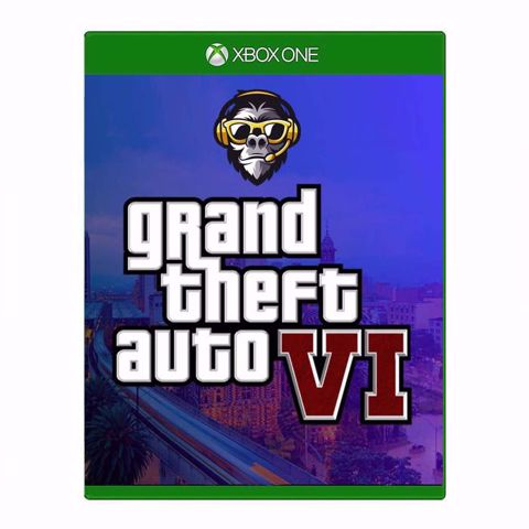 GTA VI SIX Xbox One ג'י טי איי 6 לאקסבוקס וואן