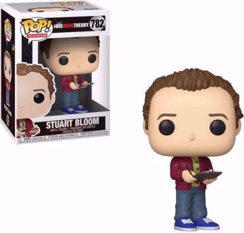 Funko Pop - Stuart (Big Bang Theory) 782 בובת פופ המפץ הגדול