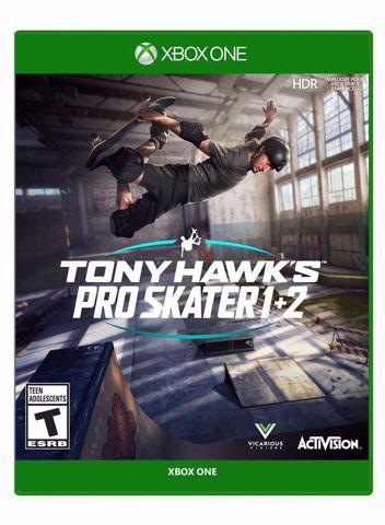 Tony Hawk's™ Pro Skater™ 1 and 2 Xbox One