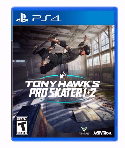 Tony Hawk's™ Pro Skater™ 1 and 2 PS4