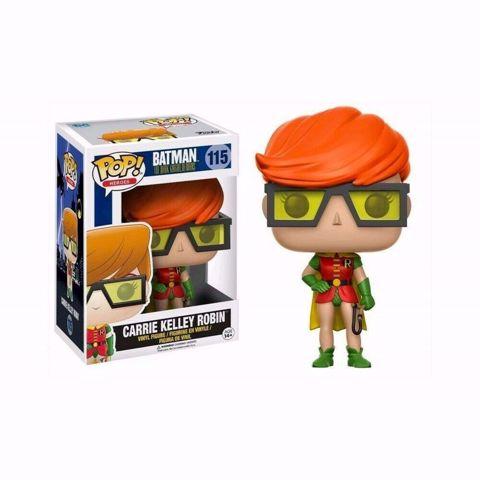 Funko Pop - Robin (Batman) 115 בובת פופ בטמן רובין