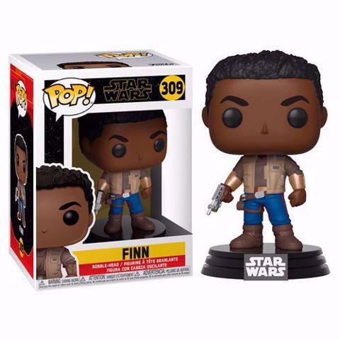 Funko Pop -  Finn (Star Wars)  309 בובת פופ מלחמת הכוכבים
