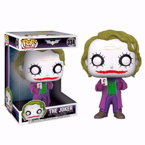 "Funko Pop -  The Joker 10"" (Batman Dark Knight)  334 בובת פופ בטמן הג'וקר"