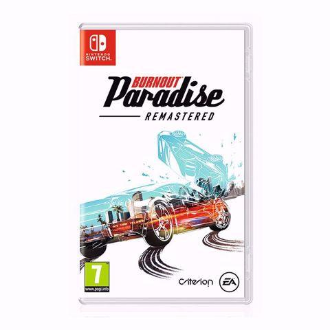 Burnout Parasdise Remastered Nintendo Switch בורנאאוט לסוויץ