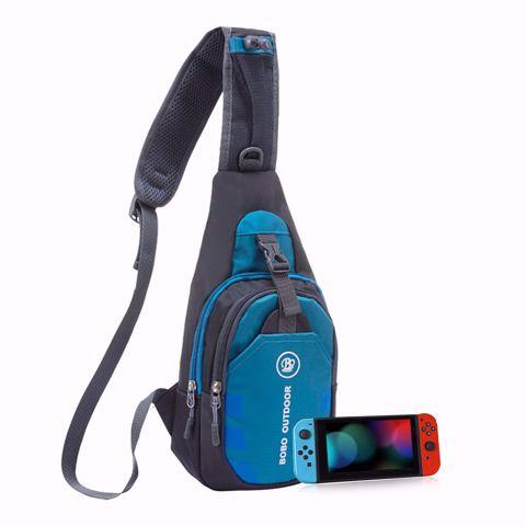 Nintendo Switch Carry All Bag Blue תיק נשיאה לנינטנדו סוויץ