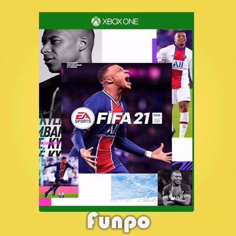 Fifa 21  Xbox One פיפא 21 אקסבוקס וואן הזמנה מוקדמת