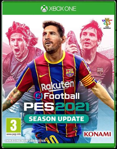 Pes 2021 Xbox One פרו אבולושיין 2021 לאקסבוקס וואן