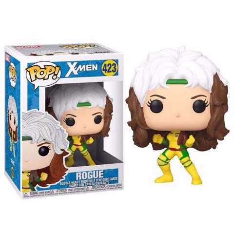 Funko Pop -  Rogue  (X-Men) 423  בובת פופ אקס מן רוג
