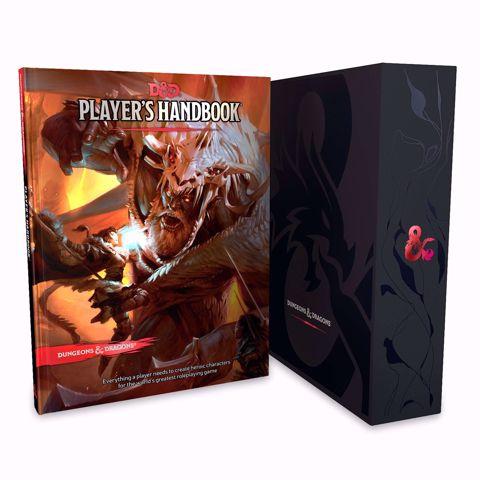 מדריך השחקן למבוכים ודרקונים Dungeons & Dragons Player's Handbook