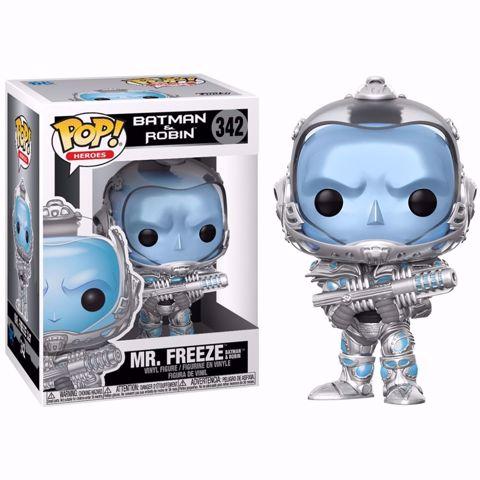 Funko Pop - Mr Freeze (Batman & Robin) 342 בובת פופ  מיסטר פריז