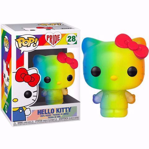 Funko Pop - Hello Kitty (Pride) 558 בובת פופ הלו קיטי גאווה