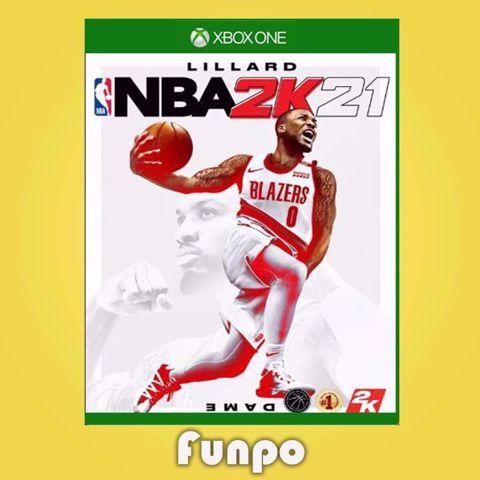 NBA 2K21 Standart Edition Xbox One הזמנה מוקדמת
