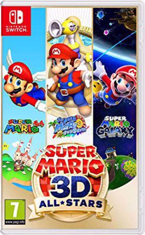Super Mario 3D All-Stars Nintendo Switch הזמנה מוקדמת