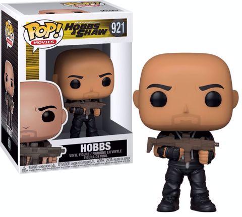 Funko Pop - Hobbs (Hobbs & Shaw) 921 בובת פופ הובס ושאו