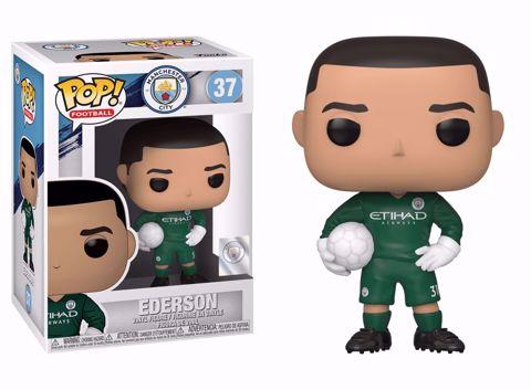 Funko Pop - Ederson  (Man City) 37 בובת פופ אדרסון