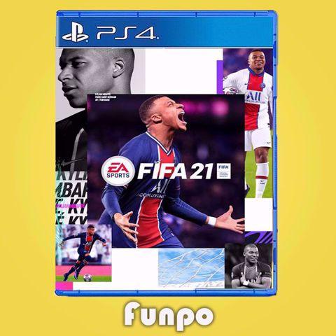 Fifa 21  PS4 פיפא 21 סוני פלייסטיישן 4 הזמנה מוקדמת