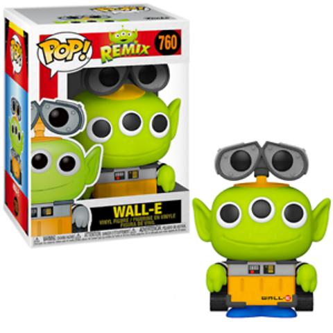 Funko Pop - Wall-E (Alien Remix) 760 בובת פופ  אליין רמיקס וולי