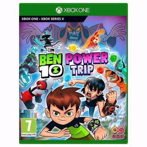 Ben10: Power Trip Xbox One בן 10 לאקסבוקס וואן