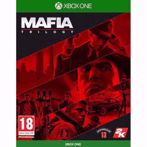 Mafia Triloty Xbox One טרילוגיית מאפיה לאקסבוקס וואן