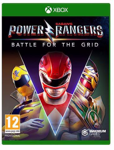 Power Rangers: Battle Of The Grid Xbox One