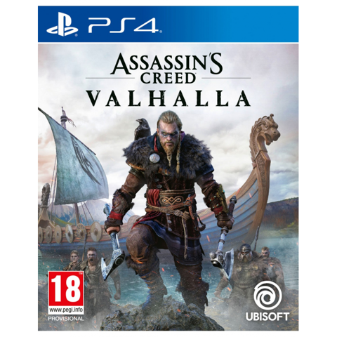 Assassin's Creed: Valhalla PS4