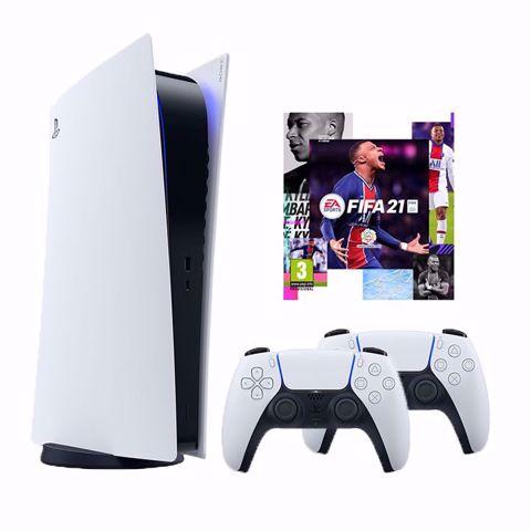 סוני פלייסטיישן 5  Ps5 Playstation Digital Buindle Fifa 21 825Gb הזמנה מוקדמת