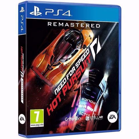 Need For Speed: Hot Persuit Remastered PS4