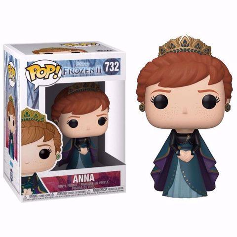 Funko Pop - Anna (Frozen II) 732  בובת אנה