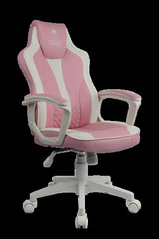 כסא גיימינג דגם  Dragon SNIPER  ורוד \ לבן