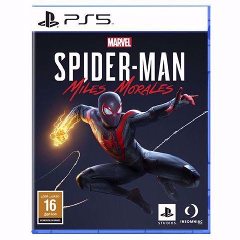 Marve's Spider-man: Miles Morales PS5 ספיידרמן 2 מיילס מוראלס סוני 5
