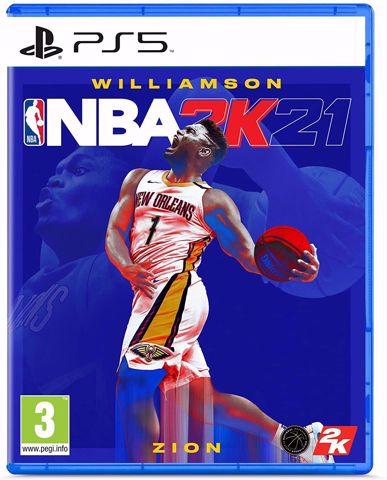 NBA 2K21 PS5 אן בי איי 2021 לסוני 5
