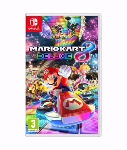 Mario Kart 8 Deluxe Nintndo Switch