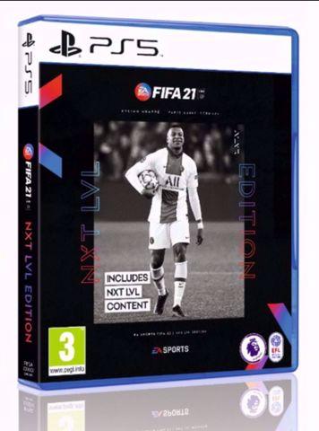 משחק לסוני 5 FIFA 21 Next Level Edition PS5