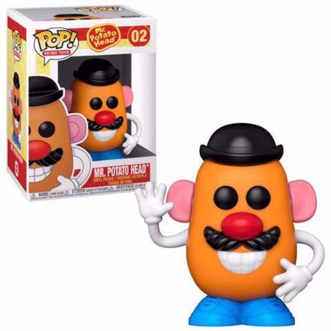 Funko Pop - Mr. Potato Head (Potato Head) 02  בובת פופ ראש תפוח אדמה