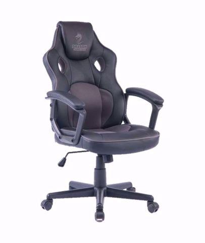 כסא גיימינג מדגם COMBAT שחור/אפור