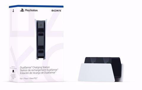 PS5 Dualsense DualCharger עמדת טעינה לשלטי פלייסטיישן 5