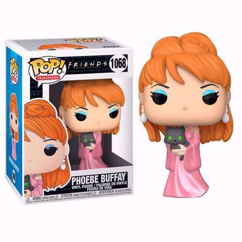 Funko Pop - Phoebe Buffay (Friends) 1068 בובת פופ חברים