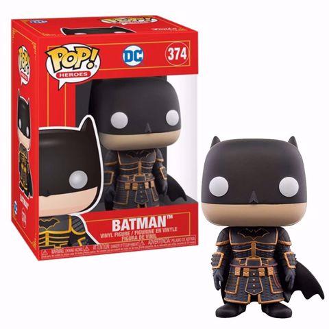 Funko Pop - Batman (DC) 374 בובת פופ  באטמן