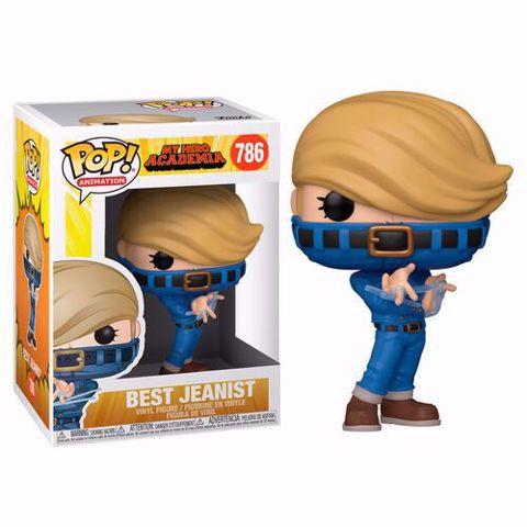 Funko Pop - Best Jeanist (My Hero Academia) 786 בובת פופ אקדמיית הגיבורים