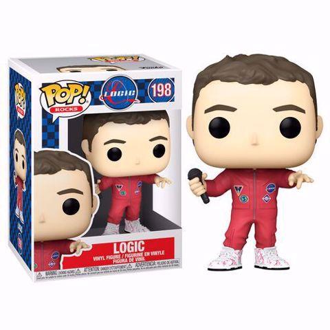 Funko Pop - Logic (Logic) 198 בובת פופ לוג'יק